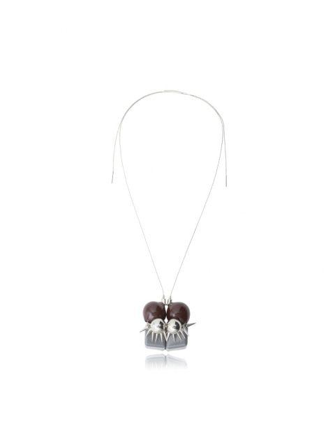 Vitrium Necklace front