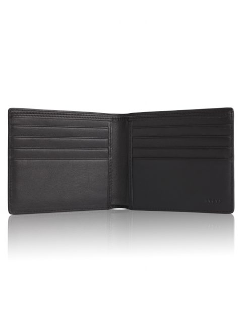 AVGVS.S1.Men's.Lantana.Billfold.Wallet.bubble.calf.leather.black.2.detaila