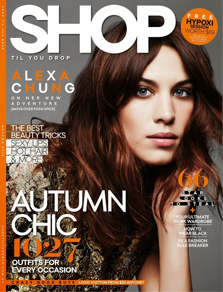 STYD Mag Autumn 2015 cover