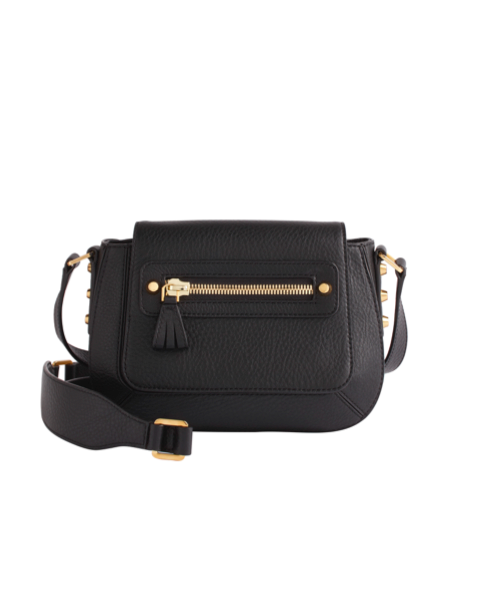 AVGVS Carissa Crossbody Bag black pebble